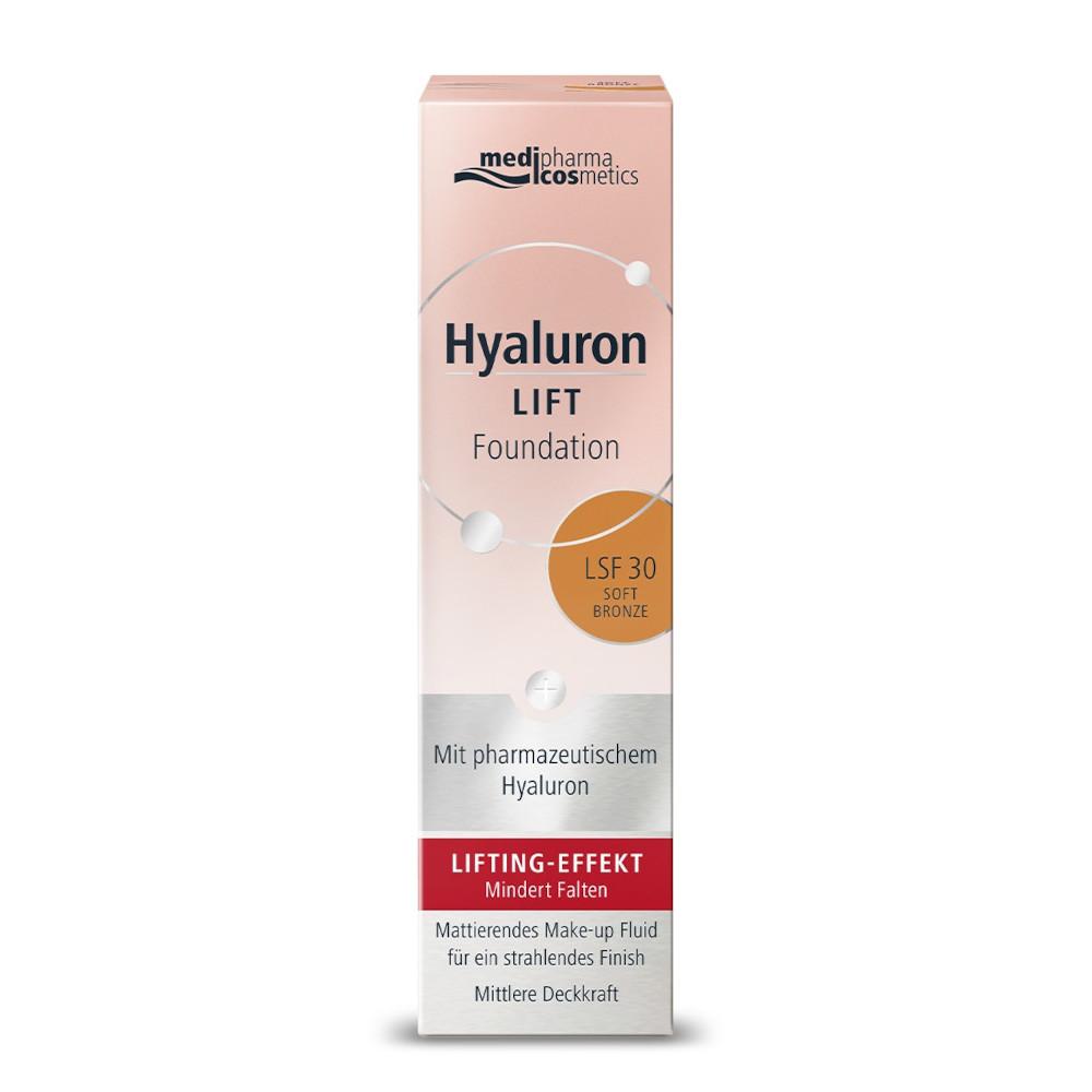 Hyaluron LIFT Foundation SOFT LSF 30 BRONZE