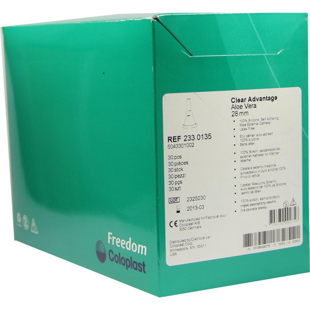 FREEDOM Clear Advantage Urinalkondom medium