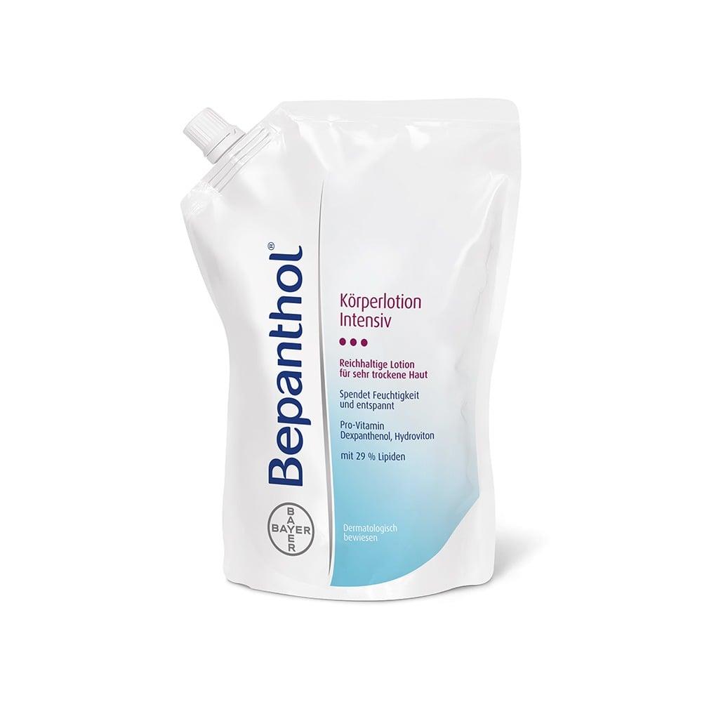 Bepanthol Intensiv Körperlotion Nachfüllbeutel 400 ml