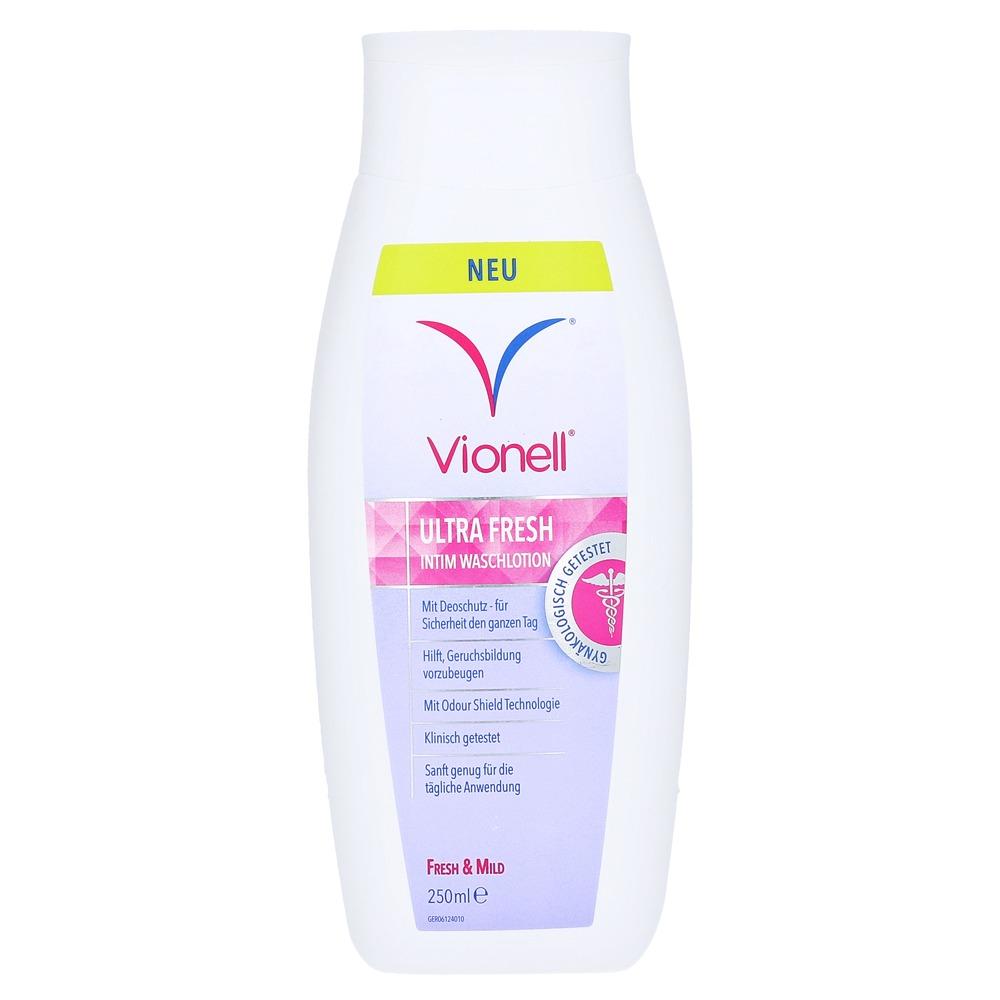 Vionell Intim Waschlotion Ultra Fresh 250 ml
