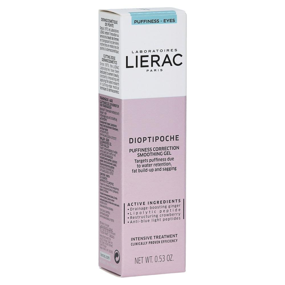 Lierac Dioptipoche Korrektur v.Tränensäc 15 ml