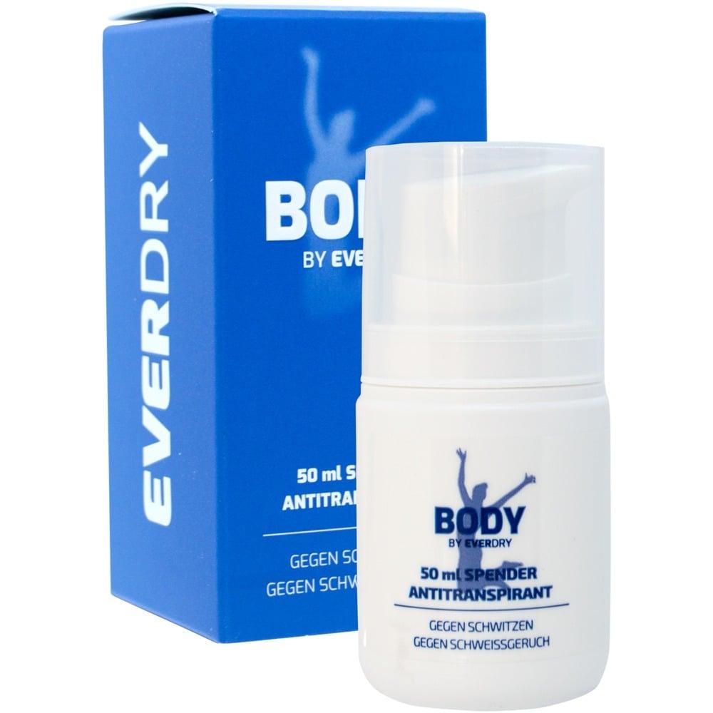 EVERDRY Antitranspirant Body Spender 50 ml