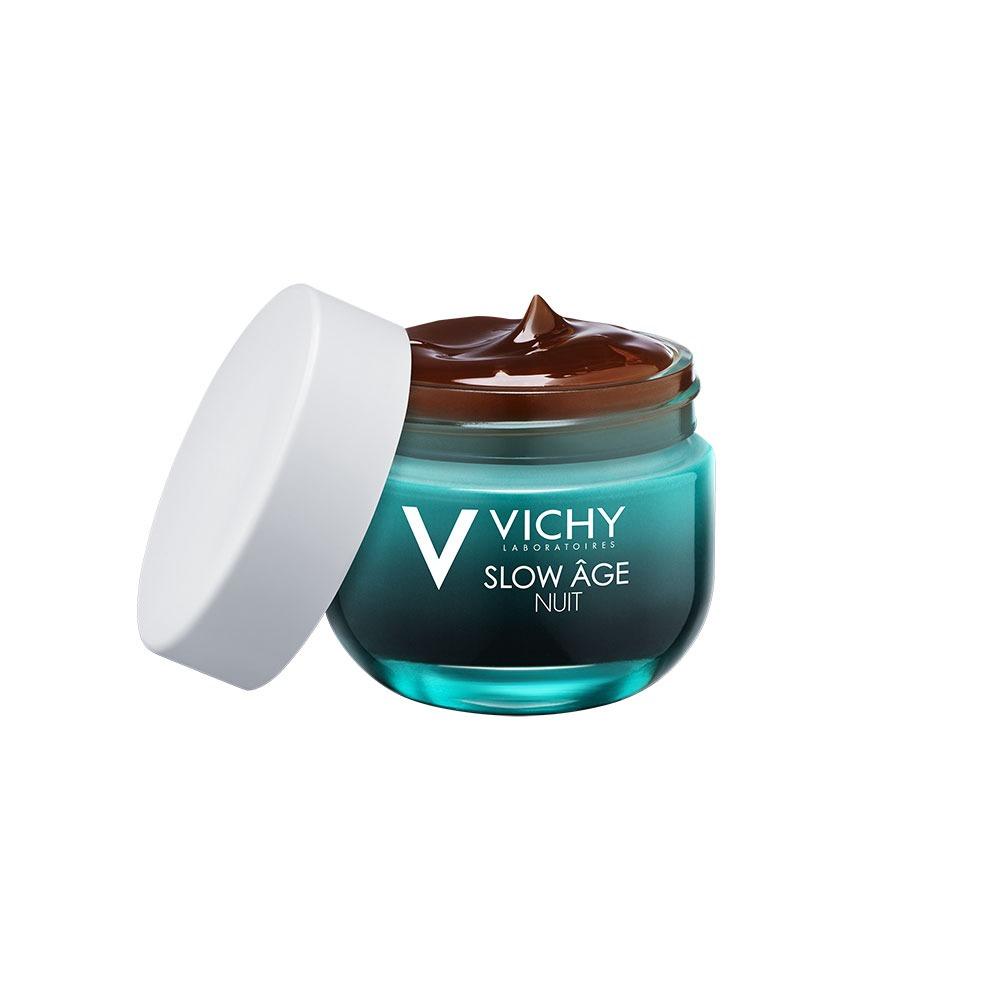Vichy Slow Âge Nacht - regenerierende Creme & Maske 50 ml