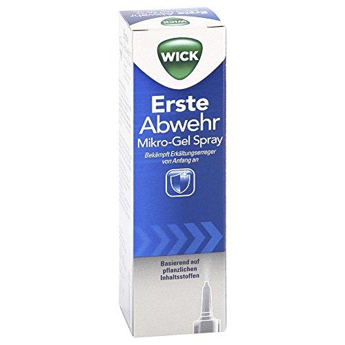Wick Erste Abwehr Mikro-Gel Spray Nasenspray, 15 ml