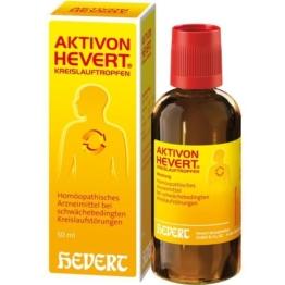 AKTIVON Hevert Kreislauftropfen 50 ml
