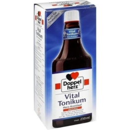 DOPPELHERZ Vital-Tonikum Herz-Kreislauf 250 ml