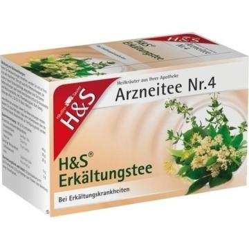 H&S Erkältungstee V Filterbeutel 20X2.0 St.