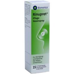 RINUPRET Pflege Nasenspray 15 ml