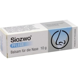 SIOZWO Pflege Balsam für die Nase 10 g