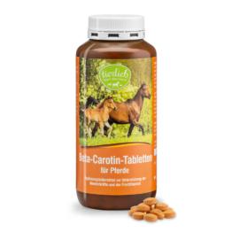 tierlieb Beta-Carotin-Tabletten für Pferde